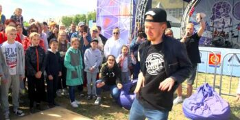 В Дзержинске на набережной прошел молодежный фестиваль «Мечтай! Действуй!»