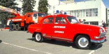 В День города в Дзержинске будет работать выставка спецтехники МЧС и УВД