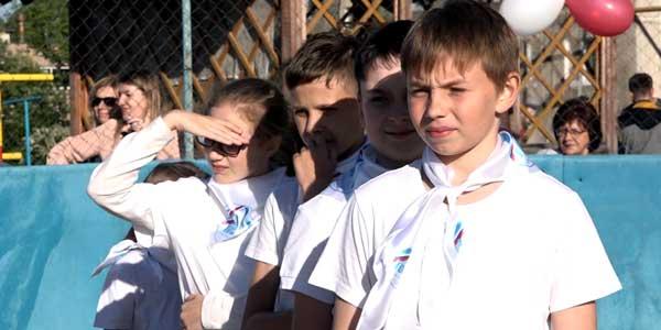 В Дзержинске прошли Олимпийские дворовые игры