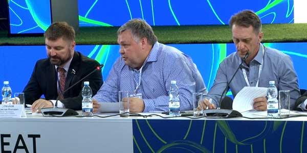 Дзержинский водоканал принял участие в международном форуме «Великие реки» в Нижнем Новгороде