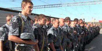 Сводный отряд нижегородской полиции вернулся из командировки в Дагестан