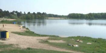 В Дзержинске на Святом озере появятся габионы