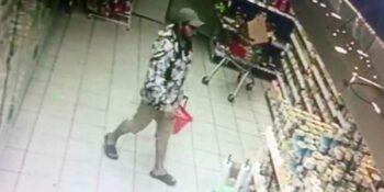 Дзержинские полицейские разыскивают похитителей продуктов