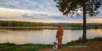 Работы дзержинцев для конкурса «Расскажи о Святом озере»
