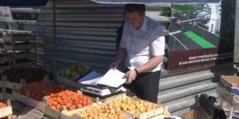 Правоохранители обратили внимание на незаконную торговлю у дзержинских ТЦ