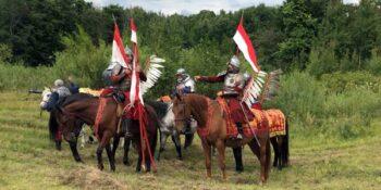 Реконструкторы совершили поход в Гороховец 1612 года
