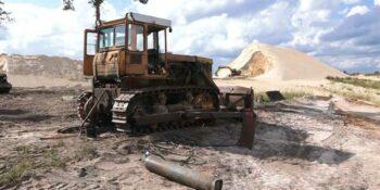 В Дзержинске начались проверки песчаных карьеров