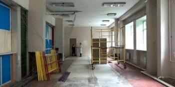 В дзержинской детской поликлинике на бульваре Победы скоро начнется ремонт