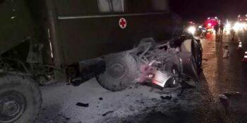В Володарском районе на 368 километре трассы М-7 в результате ДТП погибли 3 человека