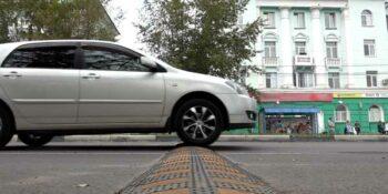 Безопасность превыше всего. Новый «лежачий полицейский» появился на проспекте Ленина в Дзержинске