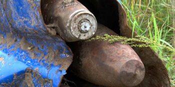 Опасные «консервы». В восточной промзоне Дзержинска обнаружены предметы, похожие на артиллерийские снаряды