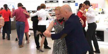 Международный флешмоб в ритме танго прошел в Дзержинске