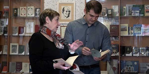 Живые строки. Прижизненные издания сборников стихов Николая Рубцова появились в музее Дзержинска