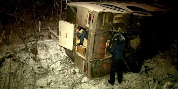 Смертельная авария с автобусом на маршруте «Автозавод - Дзержинск»