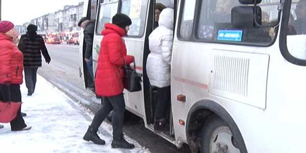 В Дзержинске с 16 января на семи автобусных маршрутах частных перевозчиков сменил МУП «Экспресс»
