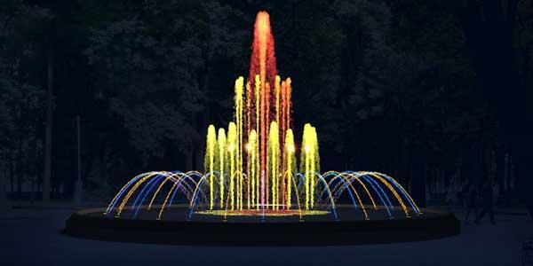 Новый с подсветкой. В Дзержинске приступают к строительству фонтана на Торговой