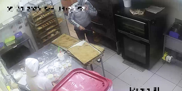 Неудачный налет. Вооруженный ножом дзержинец пытался ограбить пекарню