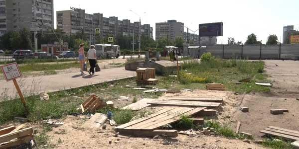 Дзержинцы выбрали общественные территории для благоустройства