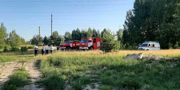 Прорыв газопровода произошел под Дзержинском