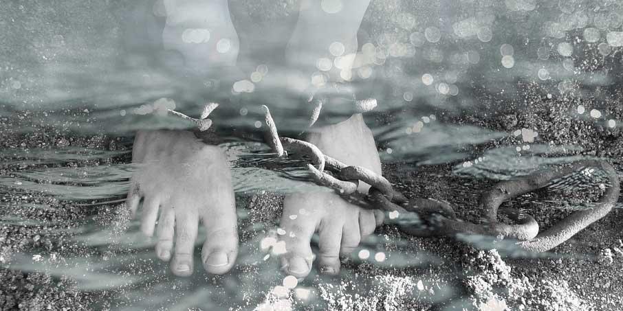 Тело погибшей женщины со связанными руками обнаружено в Нижнем Новгороде