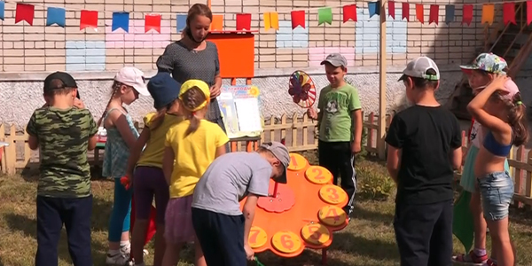 Лидеры Отрасли РФ: лучший детский сад в России находится в Дзержинске