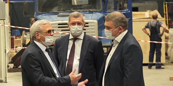 Современный промышленный «Технопарк Н2О» появится в Дзержинске