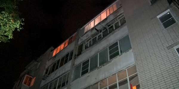 Падение с высоты: 10-летняя дзержинская школьница упала с балкона 5-го этажа