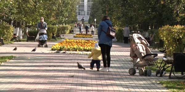 Тепло в Дзержинске: в областном гидрометцентре рассказали о продолжительности «бабьего лета»