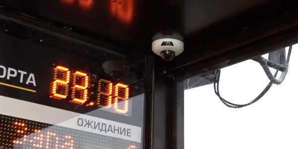 С интернетом, USB, и светом: первую «умную» остановку оборудовали в Дзержинске